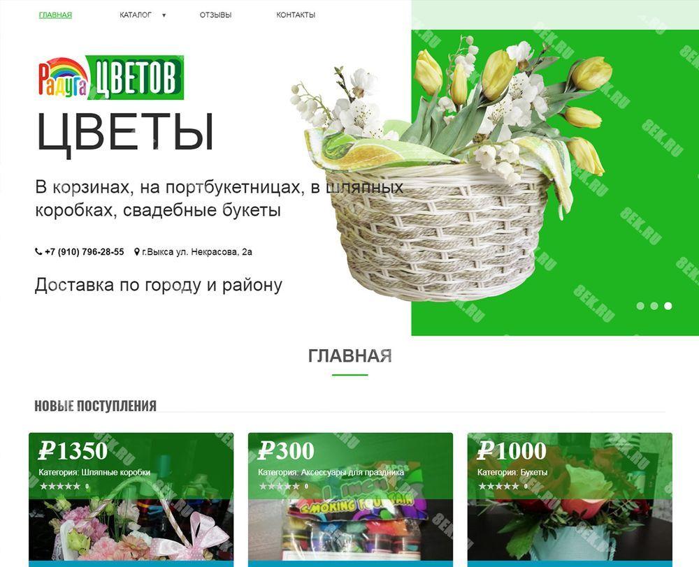 создать корпоративный сайт в Сарове